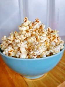 Coconut Kettle Popcorn
