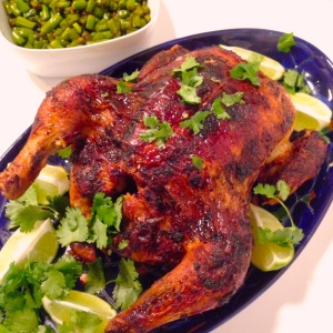 Smoked Paprika Lime and Garlic Chicken
