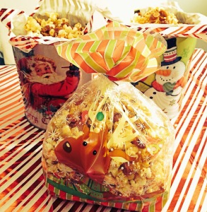 Gourmet Popcorn -- Homemade gift giving