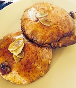 Marinated Mushroom Steaks