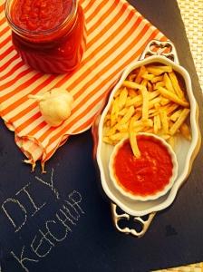 How To Make Ketchup--DIY Ketchup