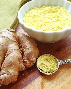 How to make Powdered Ginger