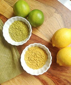 Lemon and Lime Citrus Powder