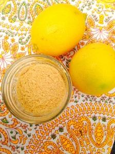 Preserved Lemon Sour Salt