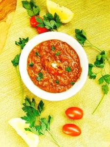 Berbere Spiced Lentil Stew
