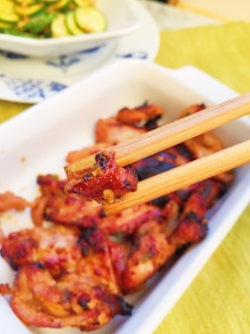 Korean Barbecue Chicken