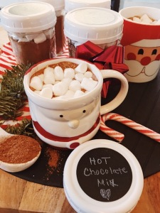 DIY Hot Chocolate Mix-How to make Homemade Hot Chocolate Mix
